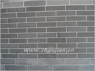 淄博古建青瓦|仿古砖整体效果-产品展示